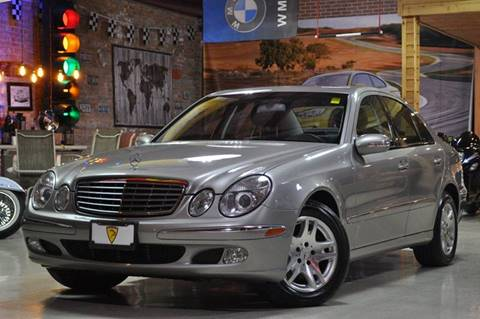 2004 Mercedes-Benz E-Class for sale at Chicago Cars US in Summit IL