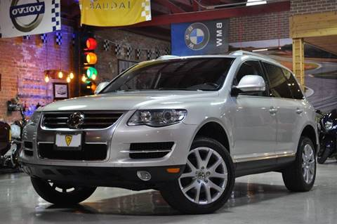 2008 Volkswagen Touareg 2 for sale at Chicago Cars US in Summit IL