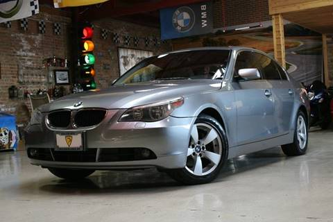 2005 BMW 5 Series for sale at Chicago Cars US in Summit IL