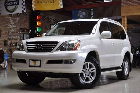 2005 Lexus GX 470 for sale at Chicago Cars US in Summit IL