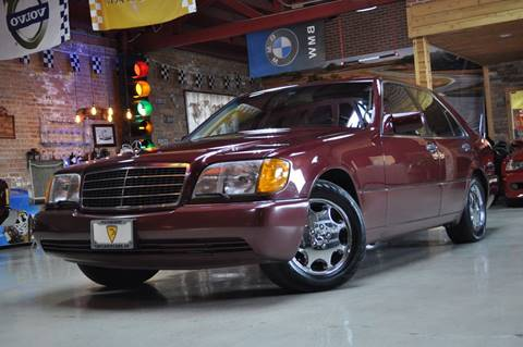 1992 Mercedes-Benz 400-Class for sale at Chicago Cars US in Summit IL