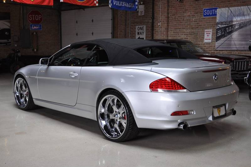 2005 bmw 6 series 645ci 2dr convertible in summit il. Black Bedroom Furniture Sets. Home Design Ideas