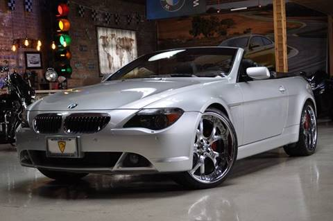 2005 BMW 6 Series for sale at Chicago Cars US in Summit IL