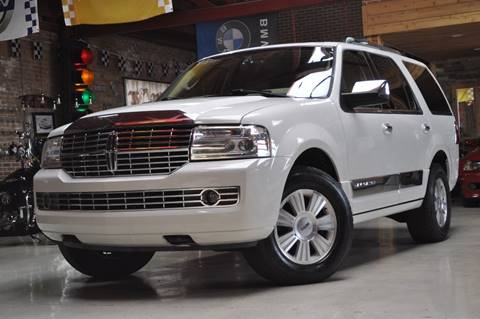 2008 Lincoln Navigator for sale at Chicago Cars US in Summit IL