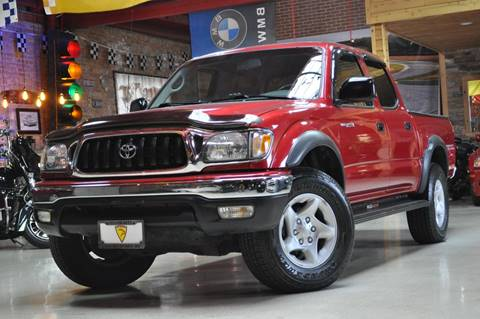 2004 Toyota Tacoma for sale at Chicago Cars US in Summit IL