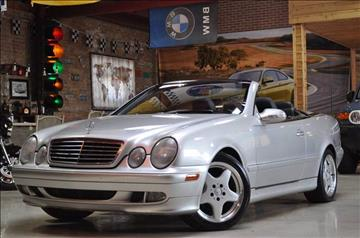 2003 Mercedes-Benz CLK for sale at Chicago Cars US in Summit IL