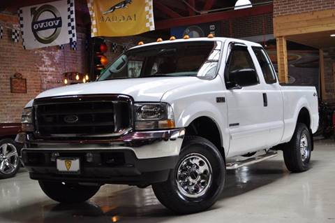 2003 Ford F-250 Super Duty for sale at Chicago Cars US in Summit IL