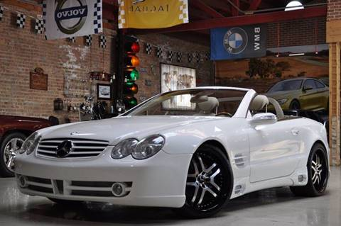2005 Mercedes-Benz SL-Class for sale at Chicago Cars US in Summit IL