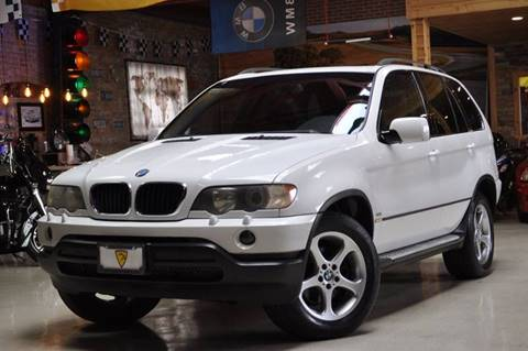 2002 BMW X5 for sale at Chicago Cars US in Summit IL