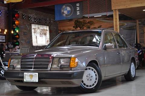 1991 Mercedes-Benz 300-Class for sale at Chicago Cars US in Summit IL
