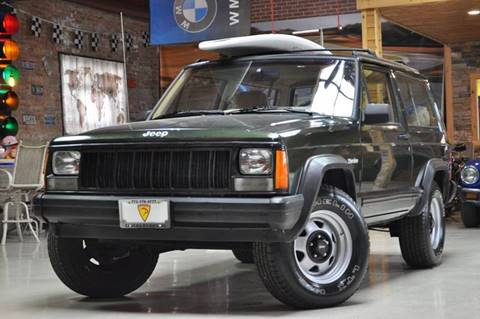 1996 Jeep Cherokee for sale at Chicago Cars US in Summit IL