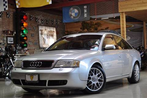2001 Audi A6 for sale at Chicago Cars US in Summit IL