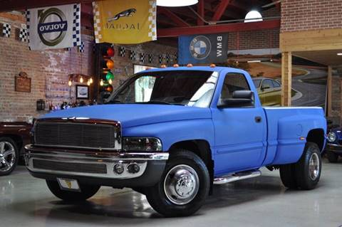 1998 Dodge Ram Pickup 3500 for sale at Chicago Cars US in Summit IL