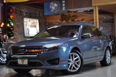 2012 Ford Fusion for sale at Chicago Cars US in Summit IL