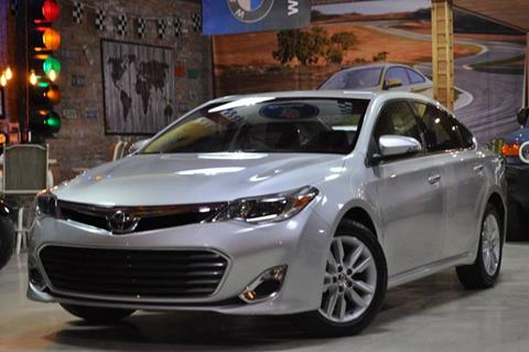 2013 Toyota Avalon for sale at Chicago Cars US in Summit IL