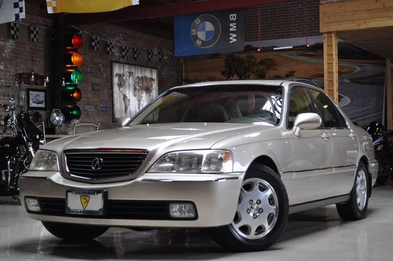 2000 Acura Rl 3.5 4dr Sedan In Summit IL - Chicago Cars US