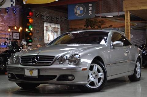 2005 Mercedes-Benz CL-Class for sale in Summit, IL