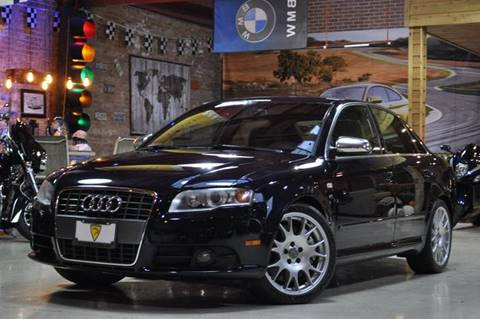 2006 Audi S4 for sale at Chicago Cars US in Summit IL