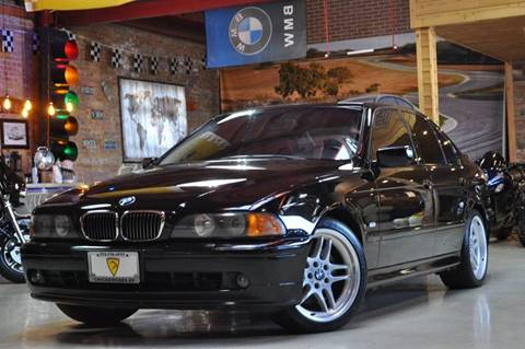 2002 BMW 5 Series for sale at Chicago Cars US in Summit IL