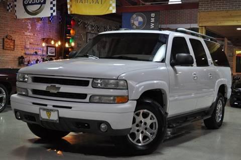 2002 Chevrolet Suburban for sale in Summit, IL