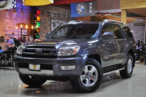 2004 Toyota 4Runner for sale at Chicago Cars US in Summit IL