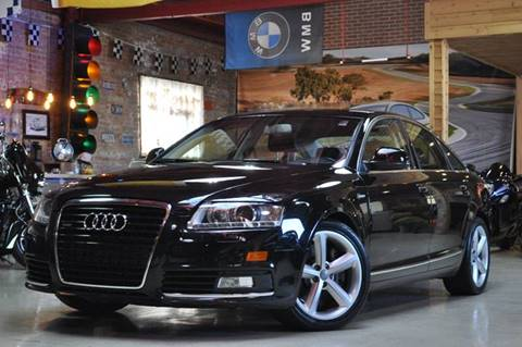 2010 Audi A6 for sale at Chicago Cars US in Summit IL