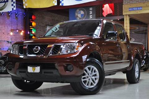2017 Nissan Frontier for sale at Chicago Cars US in Summit IL
