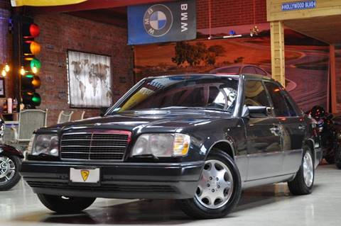 1995 Mercedes-Benz E-Class for sale at Chicago Cars US in Summit IL