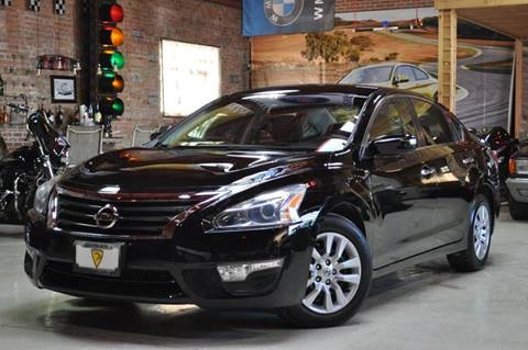 2014 Nissan Altima for sale at Chicago Cars US in Summit IL
