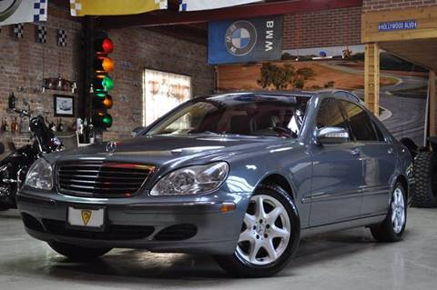 2006 Mercedes-Benz S-Class for sale at Chicago Cars US in Summit IL
