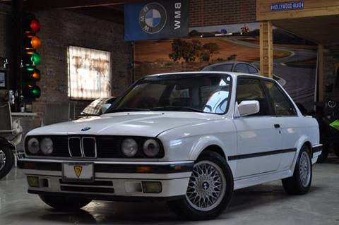 1991 BMW 3 Series for sale at Chicago Cars US in Summit IL