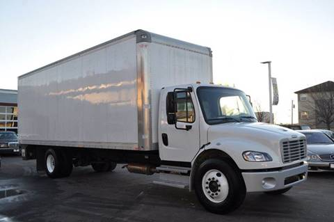 2015 Freightliner boxtruck for sale at Chicago Cars US in Summit IL