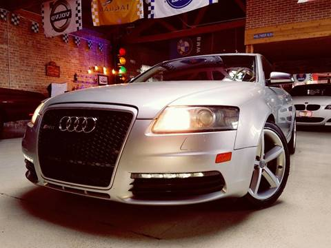 2008 Audi S6 for sale at Chicago Cars US in Summit IL