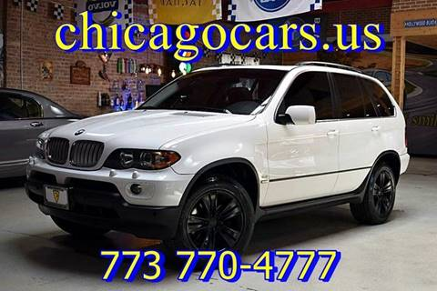 2005 BMW X5 for sale at Chicago Cars US in Summit IL