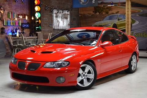 2005 Pontiac GTO for sale at Chicago Cars US in Summit IL