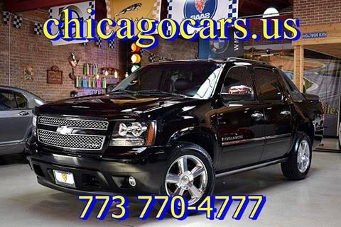 2009 Chevrolet Avalanche for sale at Chicago Cars US in Summit IL