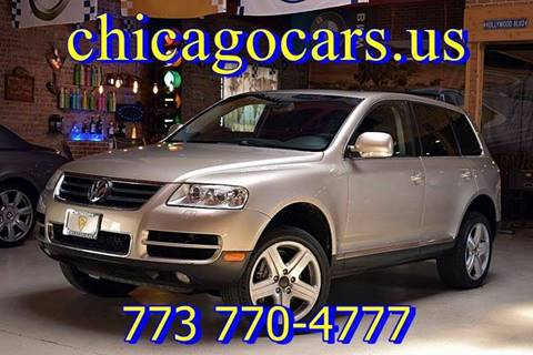 2004 Volkswagen Touareg for sale at Chicago Cars US in Summit IL