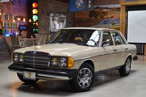1985 Mercedes-Benz 300-Class for sale at Chicago Cars US in Summit IL