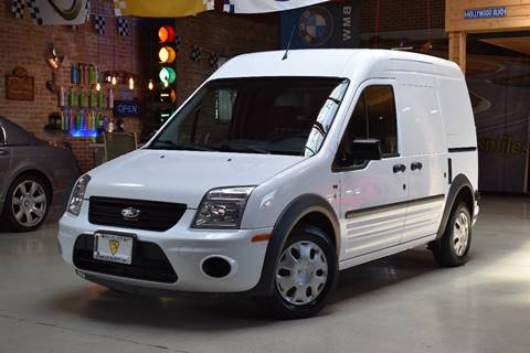 2013 Ford Transit Connect for sale at Chicago Cars US in Summit IL