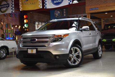2015 Ford Explorer for sale at Chicago Cars US in Summit IL