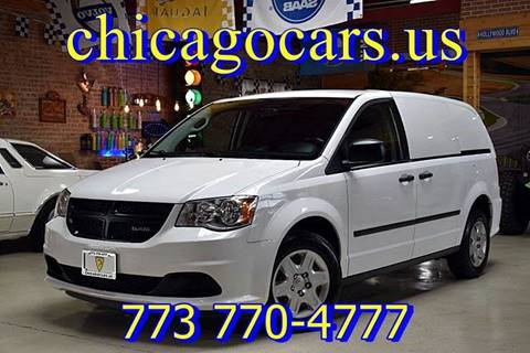 2014 RAM C/V for sale at Chicago Cars US in Summit IL