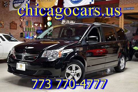 2012 Dodge Grand Caravan for sale at Chicago Cars US in Summit IL