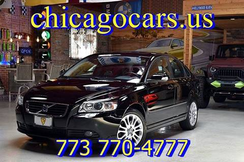 2008 Volvo S40 for sale at Chicago Cars US in Summit IL