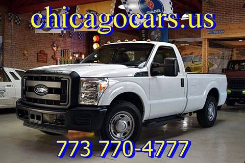 2012 Ford F-350 Super Duty for sale at Chicago Cars US in Summit IL