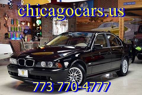 2001 BMW 5 Series for sale at Chicago Cars US in Summit IL