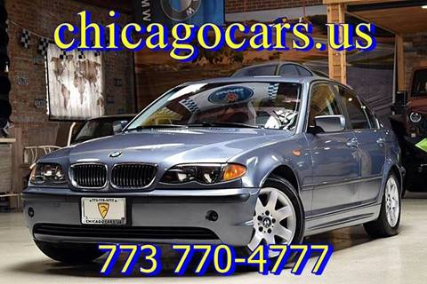 2003 BMW 3 Series for sale at Chicago Cars US in Summit IL