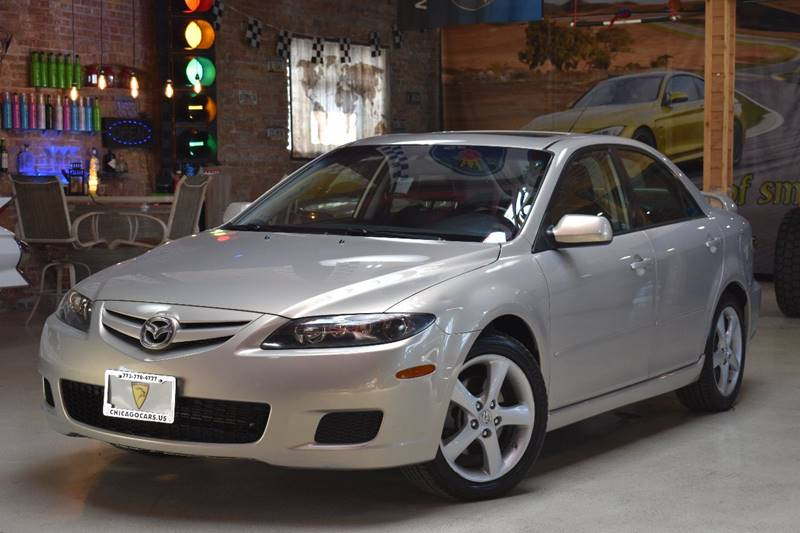 2008 Mazda Mazda6 I Grand Touring 4dr Sedan In Summit Il Chicago