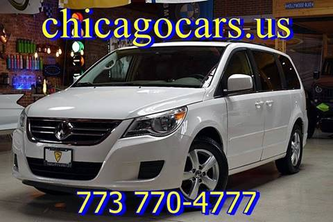 2009 Volkswagen Routan for sale at Chicago Cars US in Summit IL
