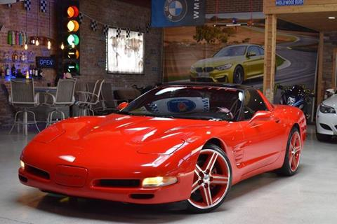 1997 Chevrolet Corvette for sale at Chicago Cars US in Summit IL