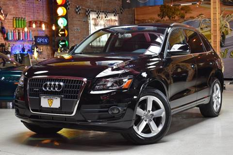 2012 Audi Q5 for sale at Chicago Cars US in Summit IL